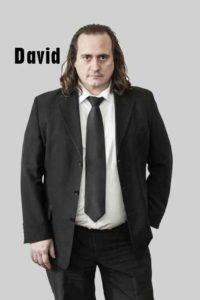 David 200x300 - Herzleid ein Tribut an Rammstein - die Band