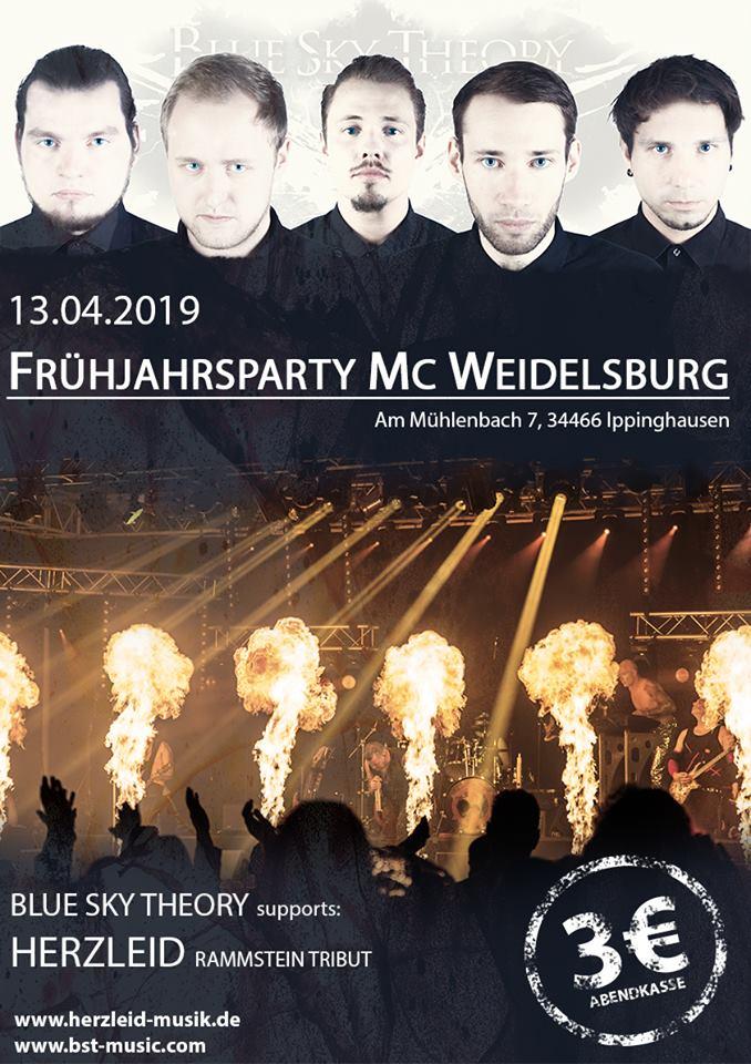 Wolfhagen - Frühjahrs-Party bei den MC Weidelsburg